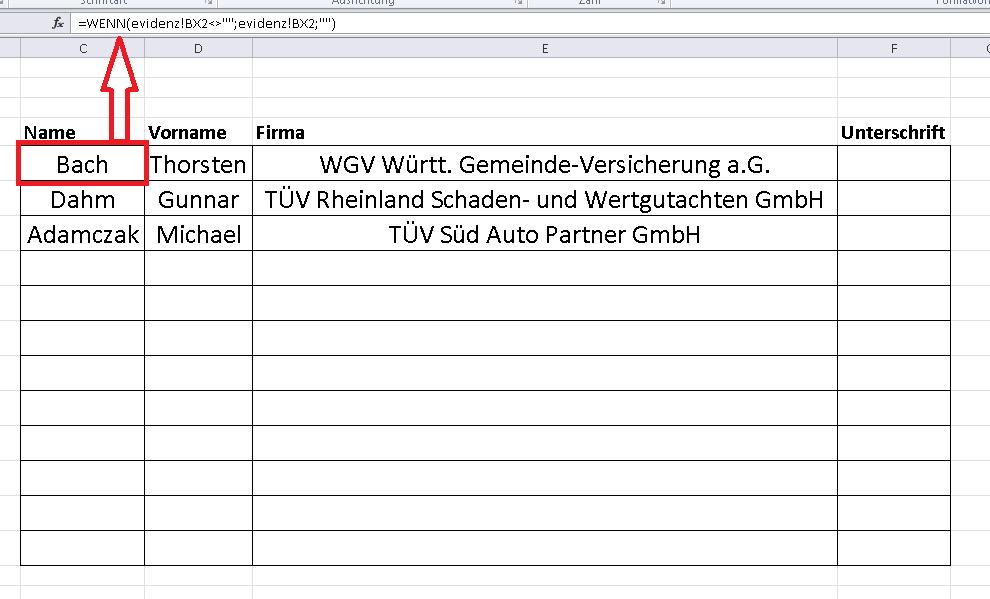Belehrungsnachweis Word Word Vorlage Zum Herunterladen